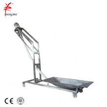 Grain flexible screw conveyors supplier